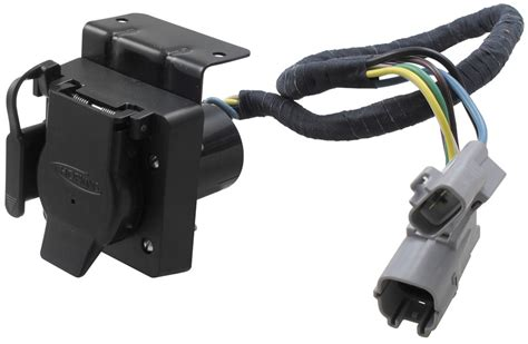 Toyotum Tundra Trailer Wiring Harnes by Tow Package Wiring Kit For Toyota Tundra