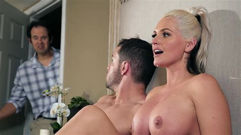 Shameless Stepmom Fucks With Stepson In A Hot Xxx Action