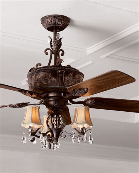 fan and lighting world antoinette ceiling fan light kit