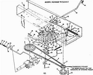 Craftsman 917250831 Parts List And Diagram