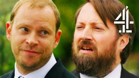 Mitchell & Webb Return As Brothers Reunited At Funeral