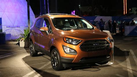Ecosport 2017 Review by 2017 Ford Ecosport Review