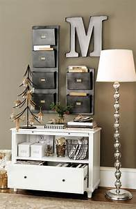 Stylish home office christmas decoration ideas and for Decorating the office
