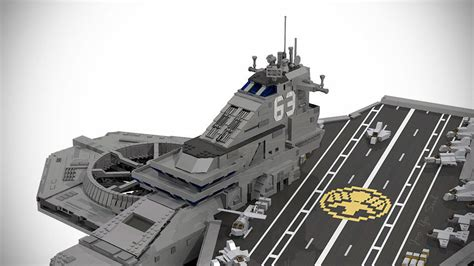 this lego the helicarrier is the result of