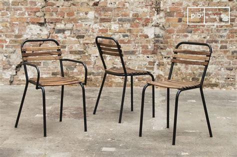 symbolique de la chaise chaise design luxembourg le style vintage du métal