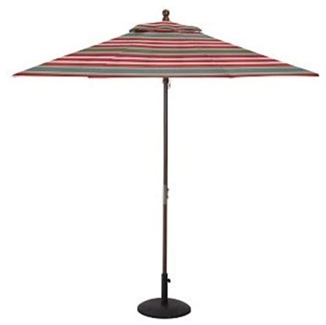 Better Homes Gardens 9 Market Umbrella Cabana Stripe market umbrella canopy replacement 9 sunbrella r