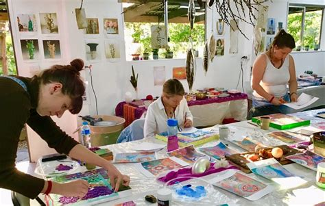 art classes sunshine coast adult kids art courses