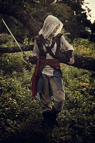 Assassin's Creed Black Flag Cosplay
