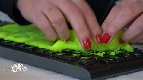 computertastatur  reinigen sie sie richtig zdfmediathek