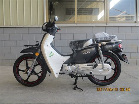 China 50cc/100cc/110cc New Classic Cub Eec Moto Bike