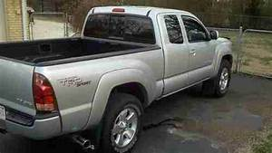 Purchase Used 2006 Toyota Tacoma Trd Sport 4x4 Wheel Drive