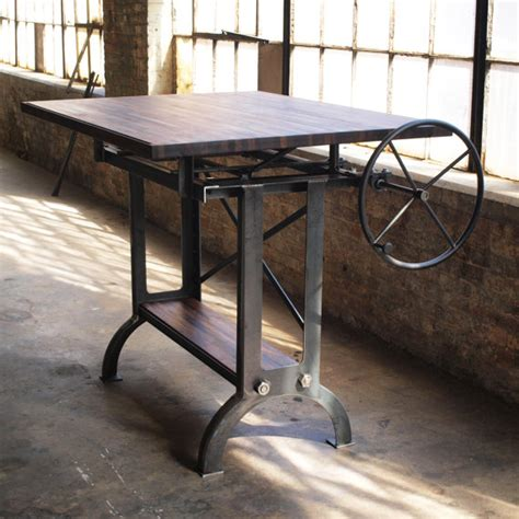 industrial stand up desk unavailable listing on etsy