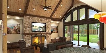 Plans Modern Cottage Ranch Brick Ontario Plan
