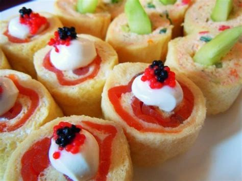 summer canapes canapes canapes valentines seasonal