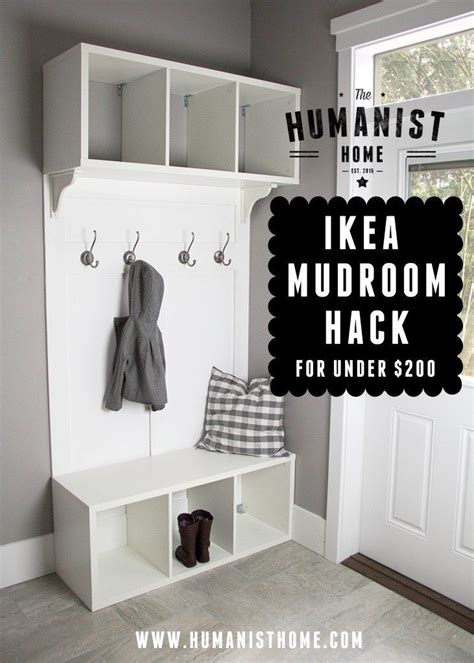 Bedroom Bench With Storage Ikea by 25 Best Ideas About Ikea Hack Bench On