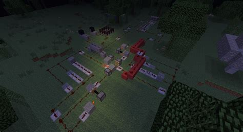 Basic Redstone Circuits Minecraft Project