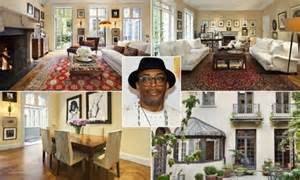 spike lees  manhattan townhouse daily mail