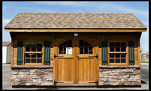 is it time for a backyard shed amish woodwork With amish outbuildings