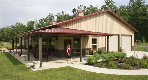 homes images  pinterest metal building houses