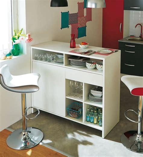 table rangement cuisine table cuisine avec rangement apsect interieur du bar pour