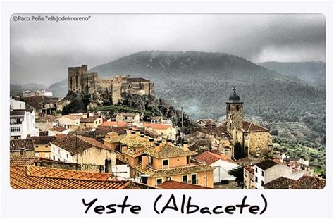 Most Interesting Photos From Yeste, Castille