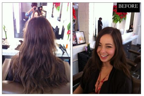 Hair Makeover by Hair Makeover From To And Wavy Neil George