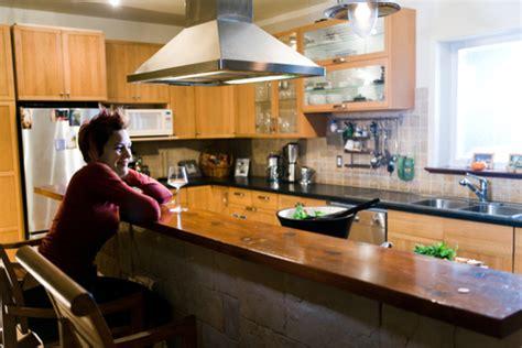 construire un bar de cuisine comment construire un bar dans sa cuisine