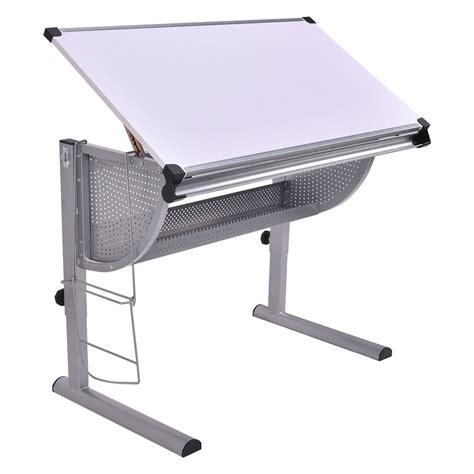 drafting table drawing desk adjustable art craft hobby