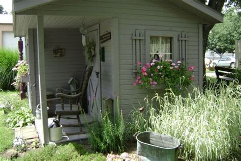 decorating a shed potting sheds sheds and decorating ideas on