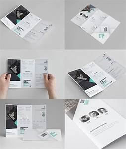 corporate tri fold brochure template free psd download With free templates for brochure design download psd