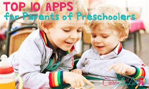 top 10 apps for parents of preschoolers 223 | top10apps