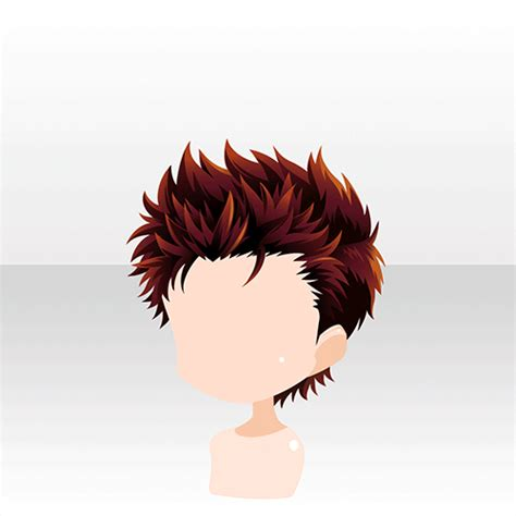 Spiky haired guy is the 58th enemy encountered in boss fights. Deny the Fate|@games -アットゲームズ- | Anime boy hair, Boy hair drawing, Anime hairstyles male