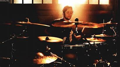 Animated Drums Drum Instruments Percussion Drummer Gifs