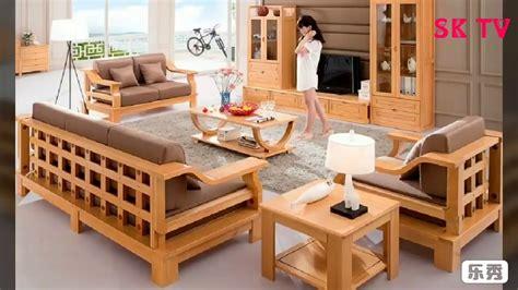 latest wooden sofa set design   youtube