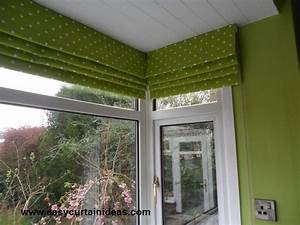 Roman shades that look like a valance cornice when raised for Curtains that look like roman shades