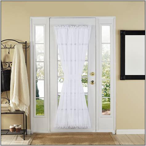 front door small window curtains curtain menzilperde net