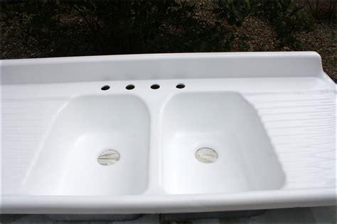 farm sink with drainboard double farmhouse sink with drainboard sinks and faucets