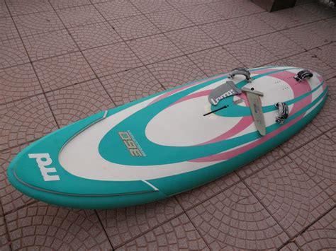 tavola windsurf usato windsurf 360 evolution surfmercato