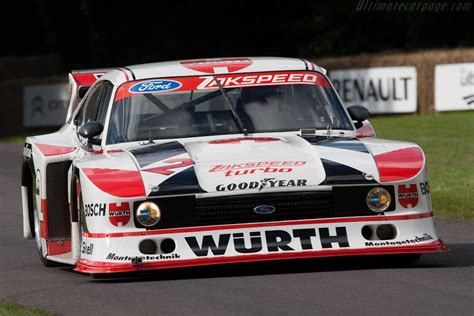 ford zakspeed capri images specifications