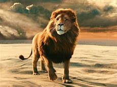 Aslan Is Christ In Disguise!