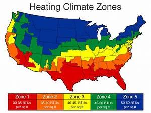 Heating  Heating Zones