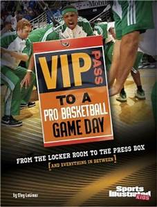 VIP Pass to a Pro Basketball Game Day: From the Locker ...