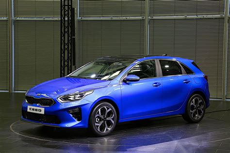 2019 Kia Ceed Gt Warm Hatchback Coming With Close To 200