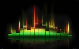 Cool Music Equalizer Desktop Wallpaper Hd – Background ...