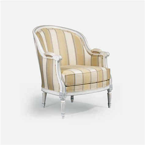 siege bergere fauteuil bergère louis xvi gondole siège de style