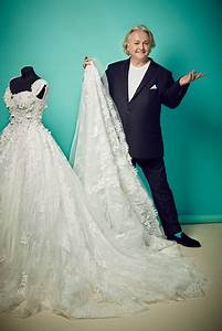 Princess Diana's wedding dress designer reveals favourite ...
