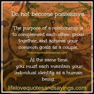 Possessive Quotes About Love. QuotesGram