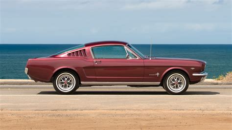 Ford Mustang 1960s Classic Botb
