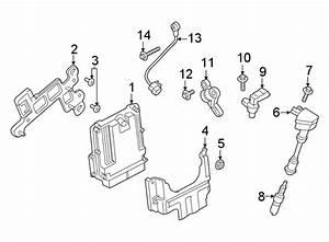 Ford Ecosport Engine Control Module  2 0 Liter  Ecosport