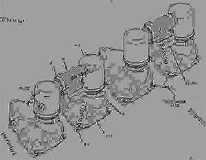 1245513 Breather Group -crankcase - Engine